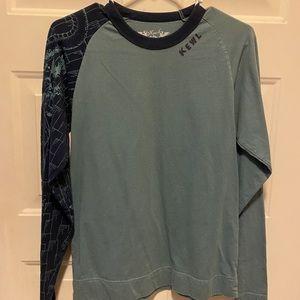 Kewl Boys' Long Sleeve Shirt 14/16